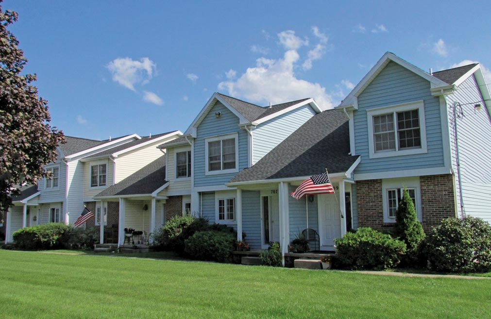 North Road Townhomes